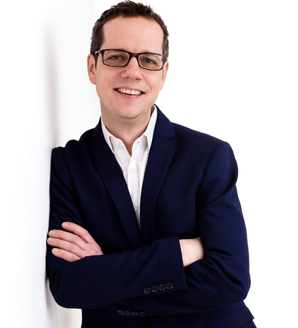 Jan Steeger, Leiter Kommunikation, Schindler